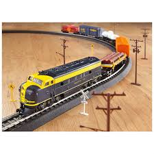 layout rail access sets electric