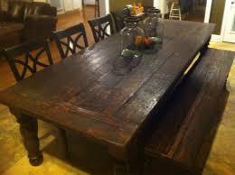 10 ft farmhouse table rustic 10 foot heart pine farmhouse table por wellsworksfurniture