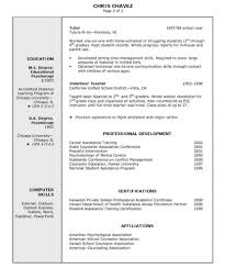 Resume Title Page Cerescoffee Co 2 Page Letter Format Gallery Letter Samples Format