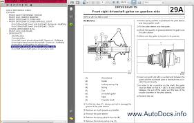 nissan kubistar x76 series service manual repair manual order
