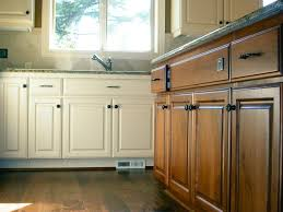 redone kitchen cabinets redoing kitchen cabinets in a mobile home refinishing kitchen