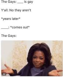 Closet Gay Meme - coming out as lgbtq doesn t right your wrongs instinct
