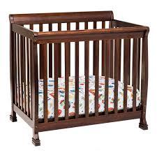Davinci Mini Crib Davinci Kalani Mini Crib In Honey Oak M5598o Free Shipping