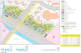 skyline bukit batok site map