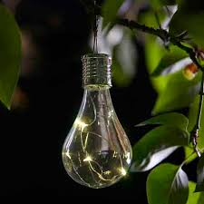 Solar Powered Outdoor Light Bulb Outdoor Designs