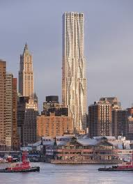 8 spruce street floor plans gracious living the new yorker