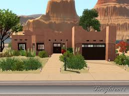 adobe houses mod the sims sonora adobe house