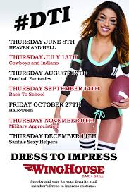 Winghouse by Dress To Impress The Winghouse Bar And Grill