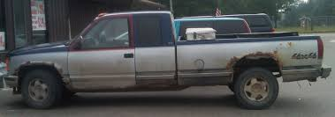 rusty pickup truck what pickup rusts the least grassroots motorsports forum