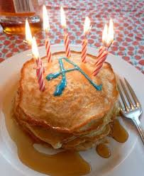 great idea for birthday breakfast birthdays pinterest