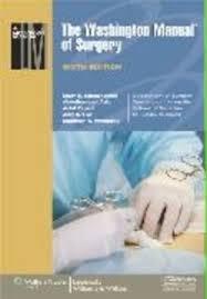 the washington manual of surgery 6th edition buy the washington