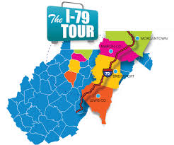 A Map Of Florida Map Of West Virginia Interstates Interstate Map Of New Hampshire