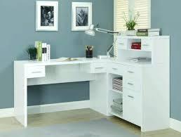 White Desk Small Corner White Desk Bethebridge Co