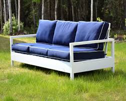 Modern Outdoor Loveseat Ana White Simple White Outdoor Loveseat Diy Projects
