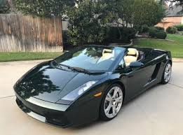 green lamborghini gallardo for sale green lamborghini gallardo for sale used cars on buysellsearch