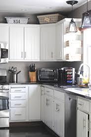 Ways To Update Kitchen Cabinets Best 25 Easy Kitchen Updates Ideas On Pinterest Oak Cabinets