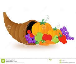 thanksgiving fruit basket thanksgiving basket royalty free stock photography image 17149277