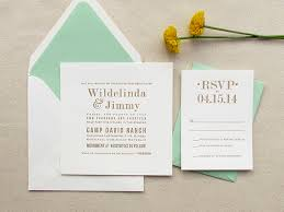 wedding invitations exles minted wedding invitation amulette jewelry