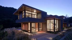 modern house california sinbad creek residence a modern house in rural sunol california