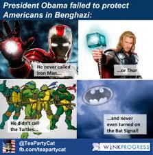 Benghazi Meme - benghazigate winkprogress