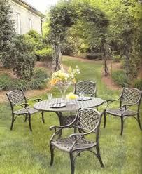cast aluminum furniture outdoor patio furniture and hearth