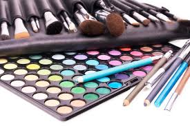 professional makeup artist tools professional make up tools stock image image of 11932247