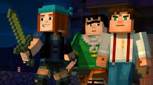 minecraft story mode seemingly getting a second season ign