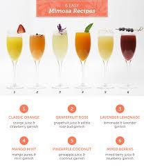 diy mimosa bar styling ideas and recipes shari u0027s berries blog