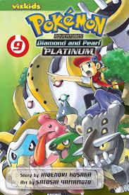 pokemon adventures diamond and pearl products pinterest