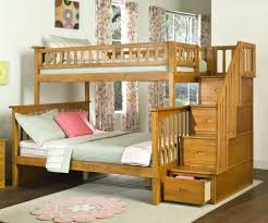 Bunk Bed Stairs With Drawers White Bunk Beds Stairs Drawers Size Bunk Bed