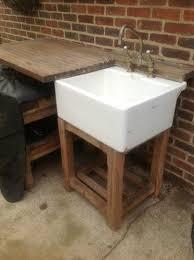 Best 25 Outdoor Kitchen Sink Ideas On Pinterest Outdoor Grill by Best 25 Outside Sink Ideas On Pinterest Mud Kitchen For Kids