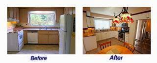 kitchen staging tips leovan design