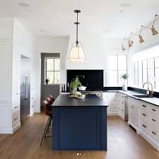images of kitchen cabinets painted blue blue cabinet paint colors our kitchen makeover