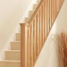 Oak Banisters Stair Spindle Spindle Stair Stair Case Design Pinterest