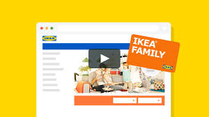 the journey of ikea family card on vimeo