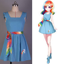 Rainbow Dash Halloween Costume Buy Wholesale Rainbow Dash Costume China Rainbow Dash
