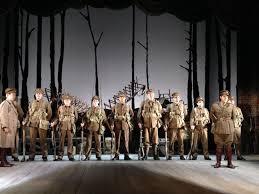 the christmas truce rsc 2014 u2014 tom piper theatre design