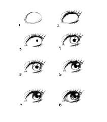 learn to draw eyes android apps on google play