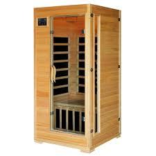infrared saunas tubs u0026 home saunas the home depot