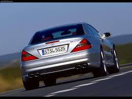 mercedes sl55 amg 2003 mercedes sl55 amg 2003 picture 13 of 43
