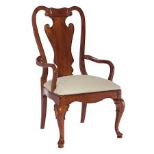 American Drew Dining Room Furniture American Drew Cherry Grove Splat Back Dining Chair In Antique