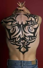 back tribal tattoo designs tribal tattoos for back