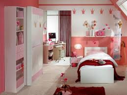 fancy cute bedroom ideas for little girls with white twin bed and