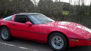 1986 corvette review 1986 z51 c4 corvette take acceleration true dual free