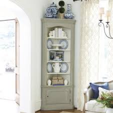 kitchen corner display cabinet marlene corner display cabinet same soft gray as seneca cabinet