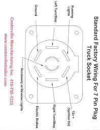 wiring diagrams 5 pin trailer wiring trailer electrical 6 pin