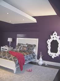 bedroom view purple paris themed bedroom best home design