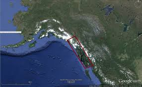 Southeast Alaska Map Melting Glaciers Give Earth A Pop Glacierhub