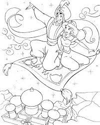 download aladdin taking jasmine on flying carpet disney princess