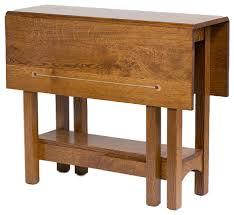 Red Oak Table by Standard Finish Renwick 36